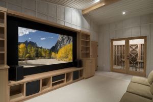 Entertainment Centers and Specialty Casework - SVW Designs Salinas, California